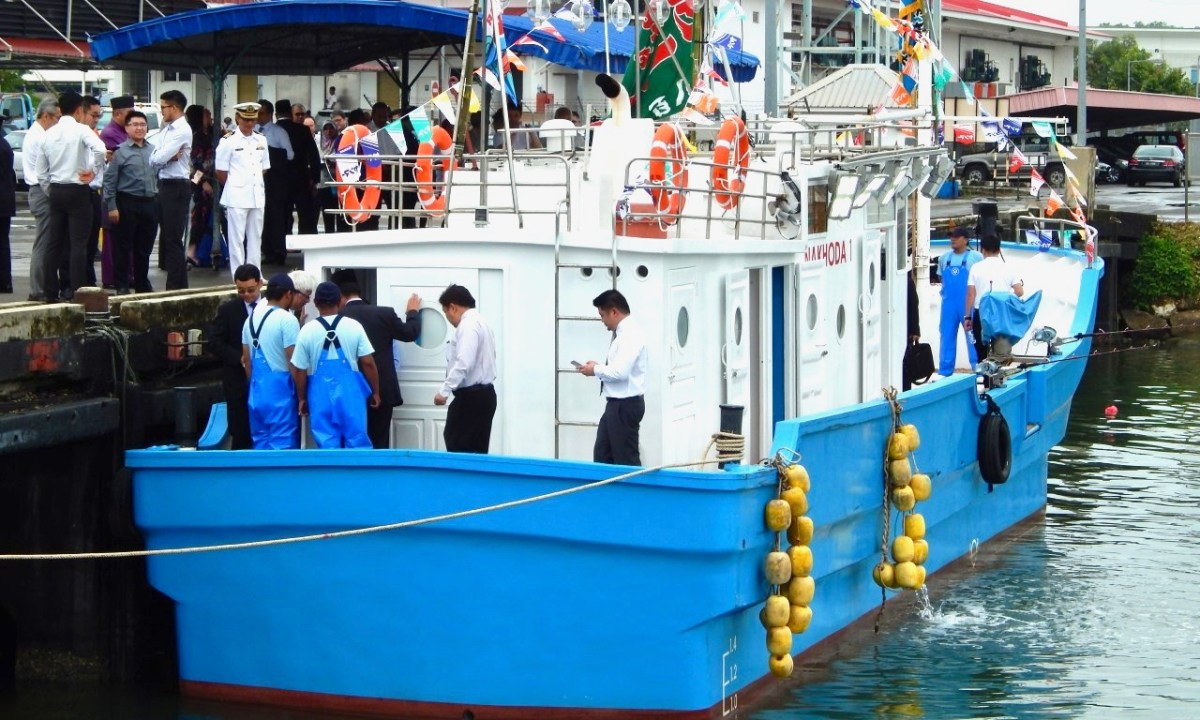 Local joint venture casts sights on untapped tuna bounty in Brunei waters